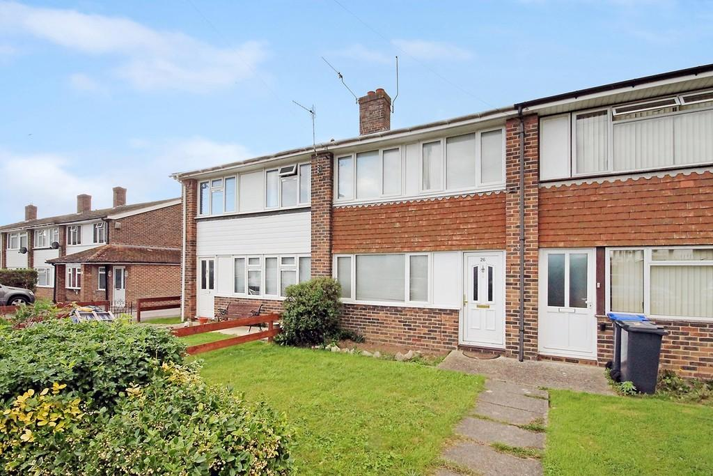 2 Bedrooms Terraced House for sale in Daniel Close, Lancing, BN15