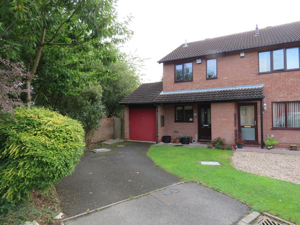 2 Bedrooms Semi Detached House for sale in Meerhill Avenue, Monkspath