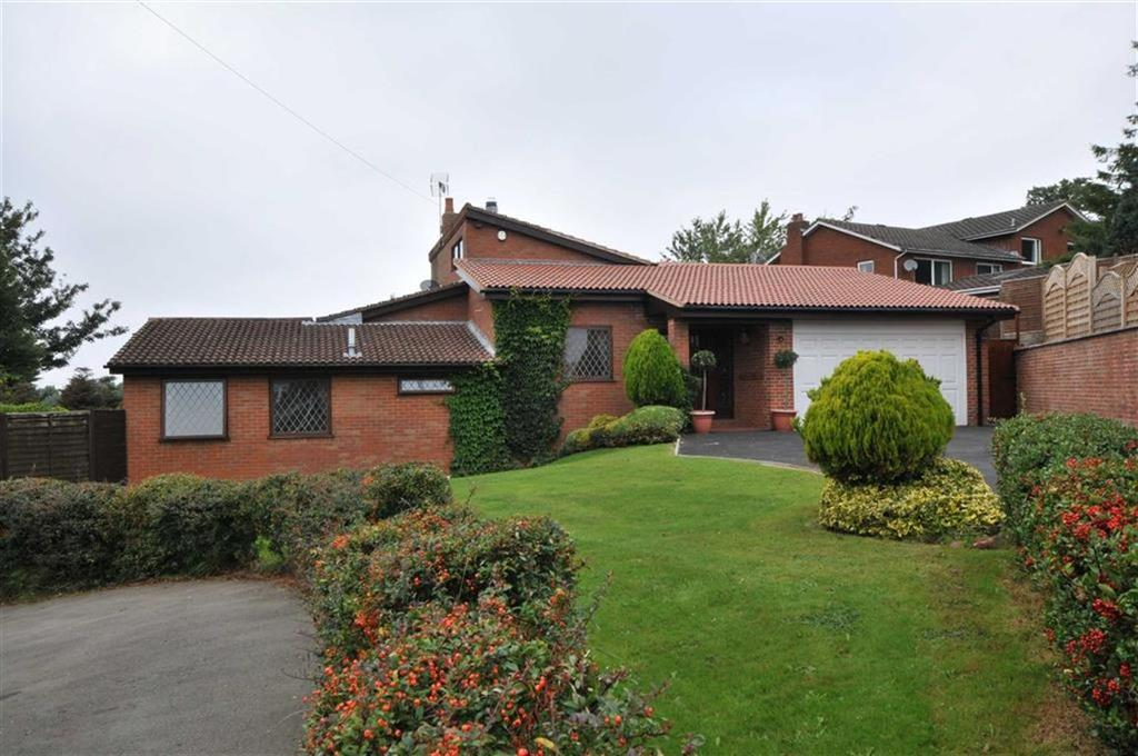 4 Bedrooms Detached House for sale in Redstone Drive, Bridgnorth, Shropshire