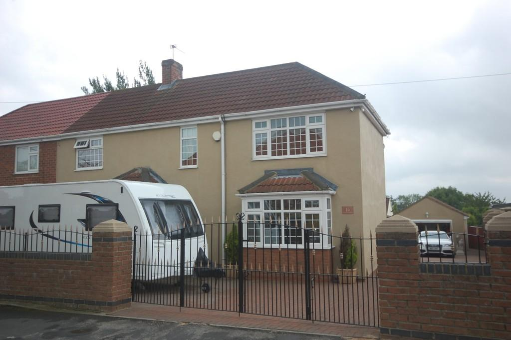 3 Bedrooms Semi Detached House for sale in Dodds Terrace, Wingate