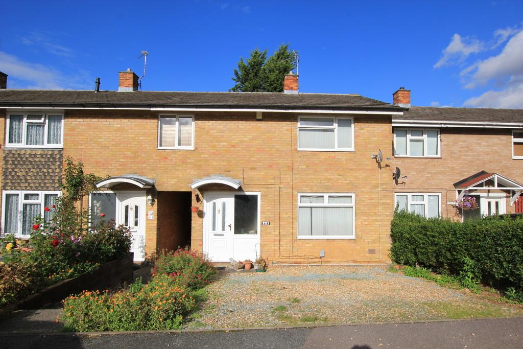 3 Bedrooms Terraced House for sale in Telford Avenue, Stevenage