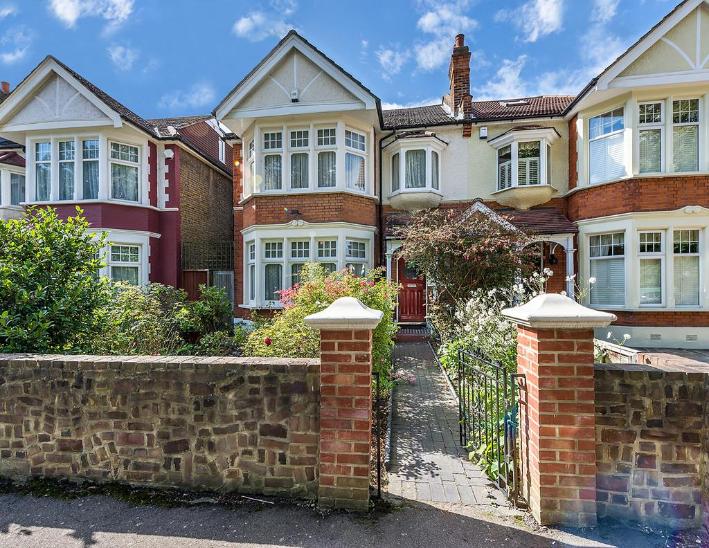 4 Bedrooms Semi Detached House for sale in Blake Hall Crescent, Wanstead