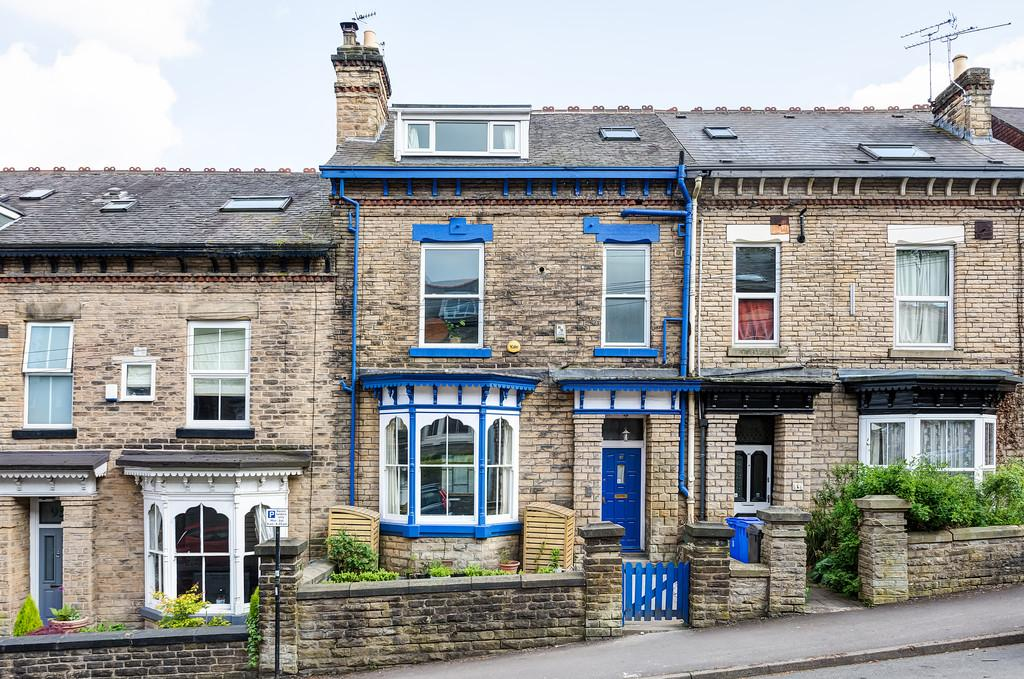 6 Bedrooms Terraced House for sale in Harcourt Road, Crookesmoor, Sheffield