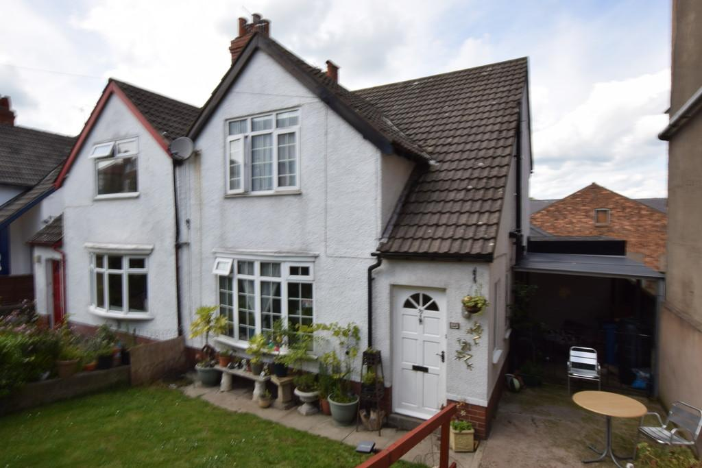 3 Bedrooms Semi Detached House for sale in St Johns Avenue, Scarborough