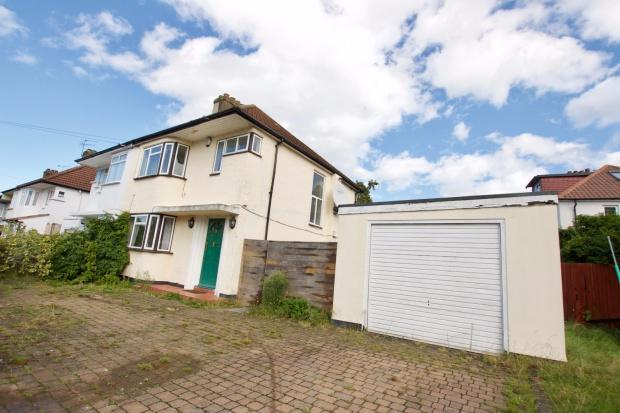 3 Bedrooms Semi Detached House for sale in Townsend Lane Townsend Lane, Kingsbury, NW9