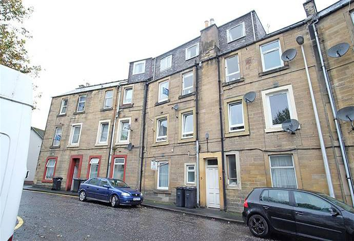 2 Bedrooms Flat for sale in 5/5 Northcote Street, Hawick, TD9 9QU