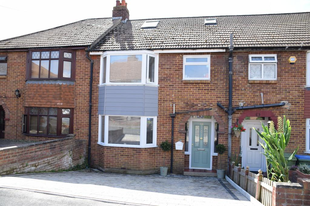 4 Bedrooms Terraced House for sale in FAREHAM