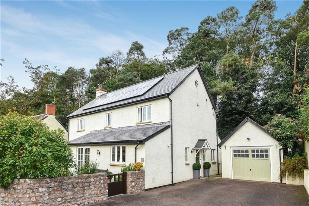 4 Bedrooms Detached House for sale in Coldharbour, Uffculme, Cullompton, Devon, EX15