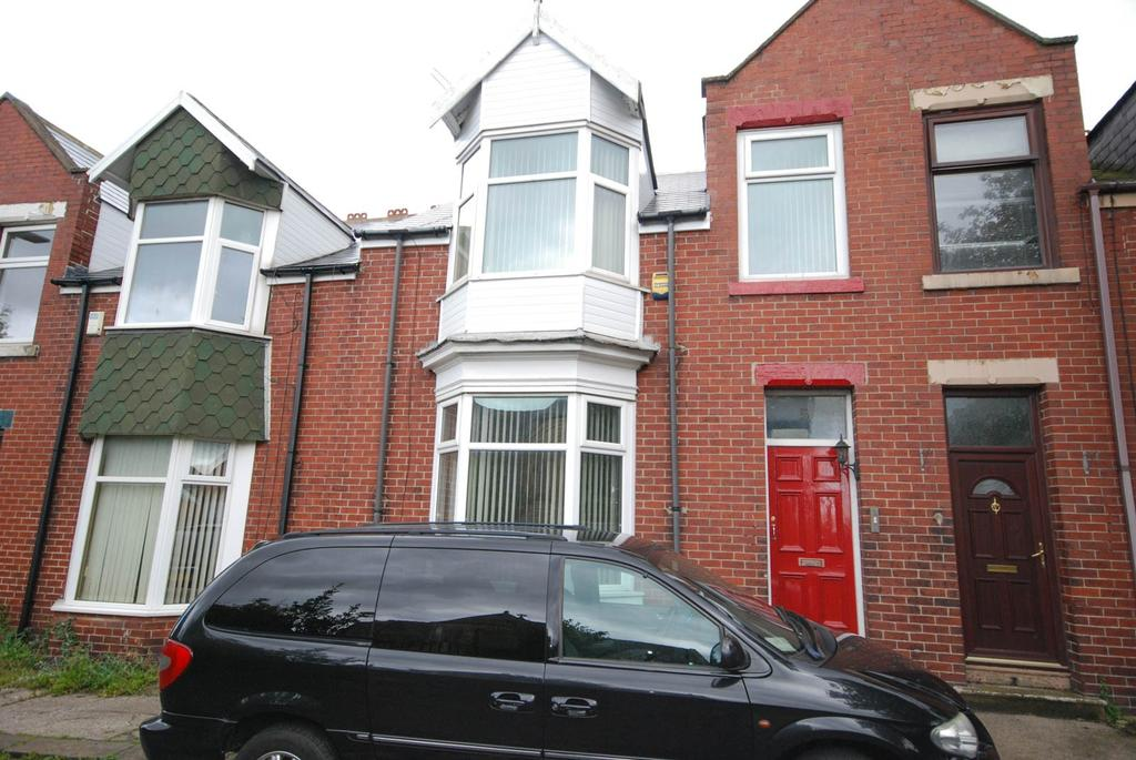 3 Bedrooms Terraced House for sale in Wentworth Terrace, Millfield