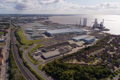Industrial unit to rent - Earles Park, Earles Road, Hedon Road, Hull, East Yorkshire, HU9
