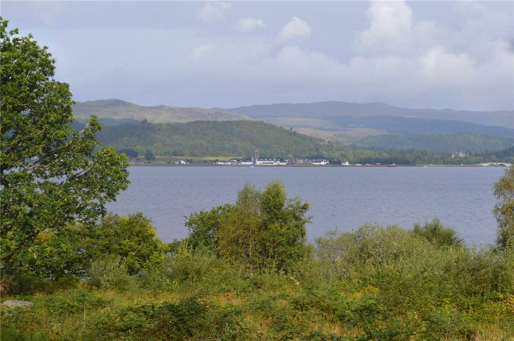 Land Commercial for sale in Ardchyline Plots, St Catherine's, Cairndow, Argyll and Bute, PA25