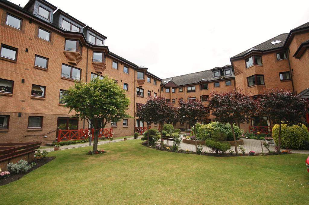 2 Bedrooms Retirement Property for sale in 173/304 Comely Bank Road (Carlyle Court), Comely Bank, Edinburgh EH4 1DJ