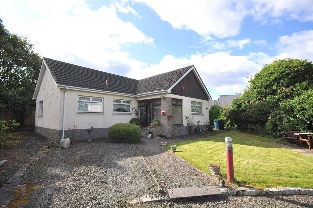 3 Bedrooms Detached Bungalow for sale in 50 Jerviston Street, New Stevenston, North Lanarkshire, ML1