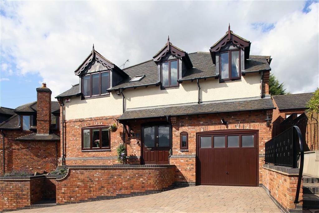 4 Bedrooms Detached House for sale in Parsons Lane, Sharnford, Leicestershire