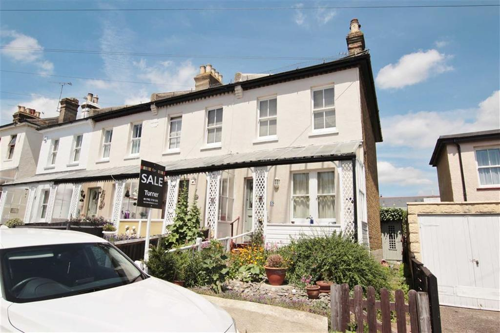 2 Bedrooms Terraced House for sale in Queens Road, Leigh-On-Sea, Essex