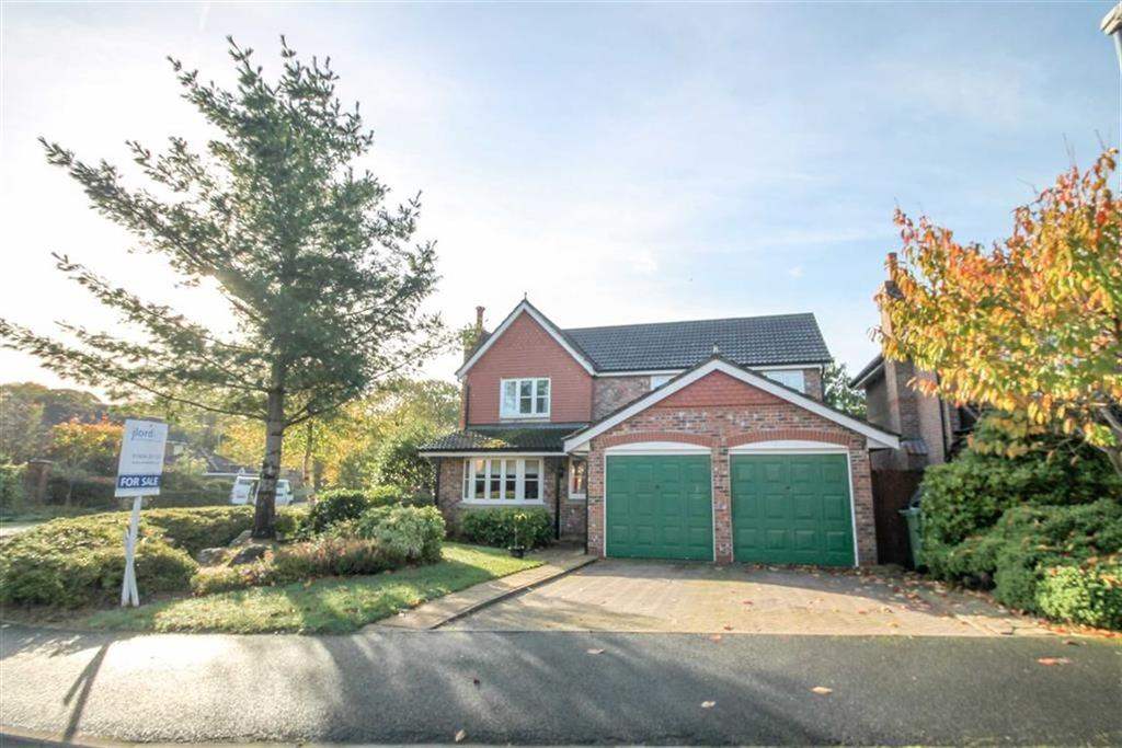 4 Bedrooms Detached House for sale in Sandington Drive, Cuddington
