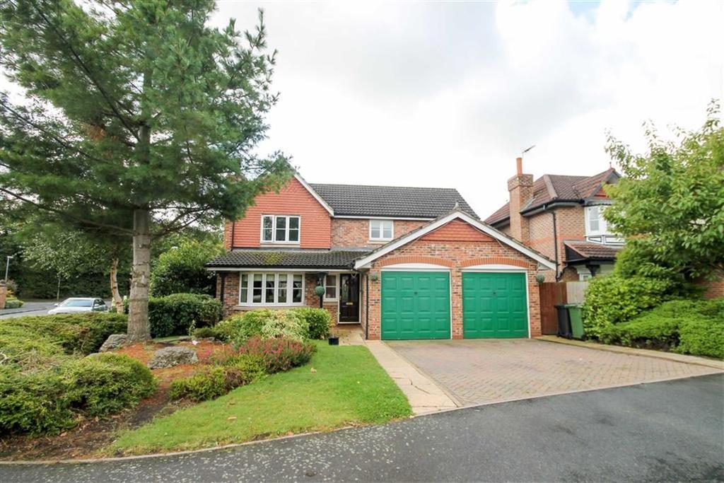 4 Bedrooms Detached House for sale in Sandington Drive, Cuddington