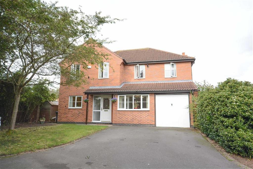 5 Bedrooms Detached House for sale in Cumberland Close, Ruddington
