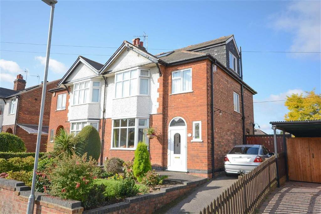 4 Bedrooms Semi Detached House for sale in Cambridge Road, West Bridgford