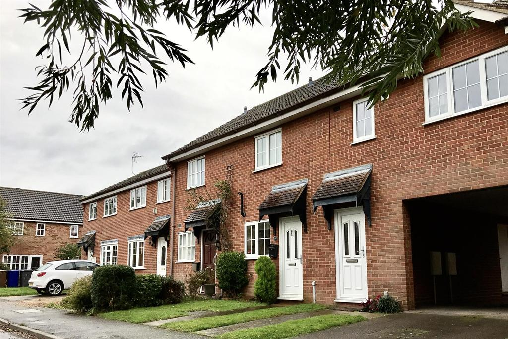 2 Bedrooms Terraced House for sale in Macpherson Robertson Way, Mildenhall