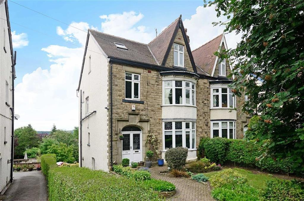 5 Bedrooms Semi Detached House for sale in 179, Ecclesall Road South, Ecclesall, Sheffield, S11