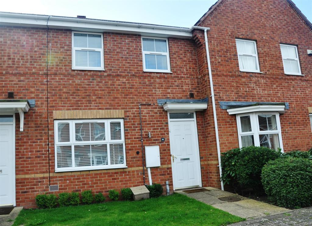 3 Bedrooms Terraced House for sale in Banquo Approach, Warwick