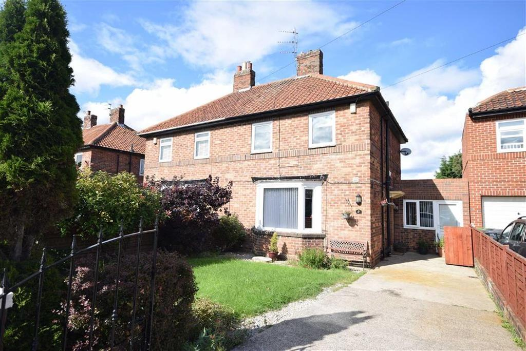 4 Bedrooms Semi Detached House for sale in Harton House Road East, South Shields
