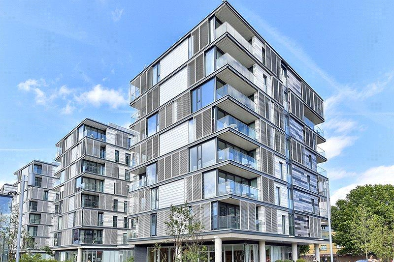 1 Bedroom Flat for sale in Arthouse, 1 York Way, London, N1C