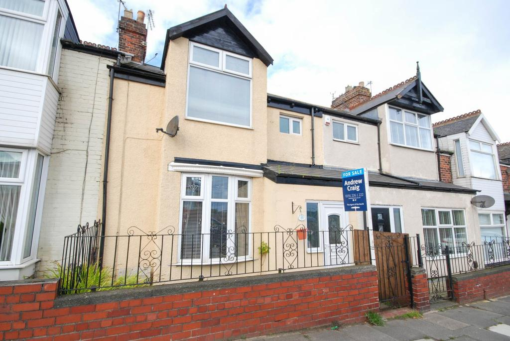 3 Bedrooms Terraced House for sale in Newcastle Road, Monkwearmouth