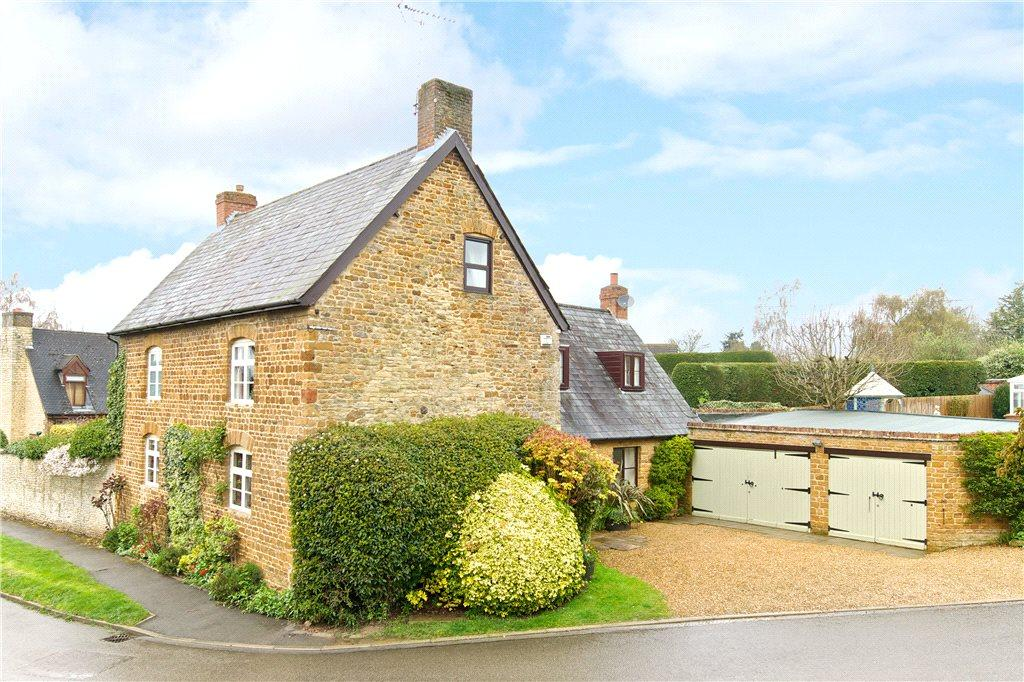 4 Bedrooms Unique Property for sale in Draughton Road, Maidwell, Northamptonshire