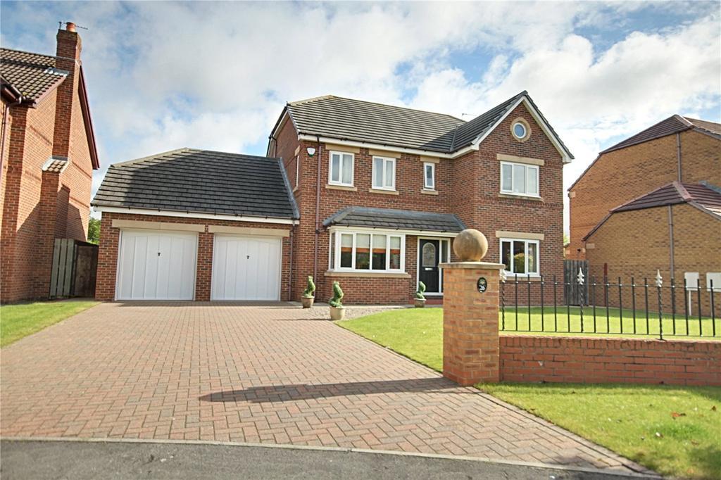 4 Bedrooms Detached House for sale in Regency Park, Ingleby Barwick