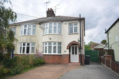 3 bedroom semi-detached house to rent - Chelmer Road, Chelmsford, Essex, CM2
