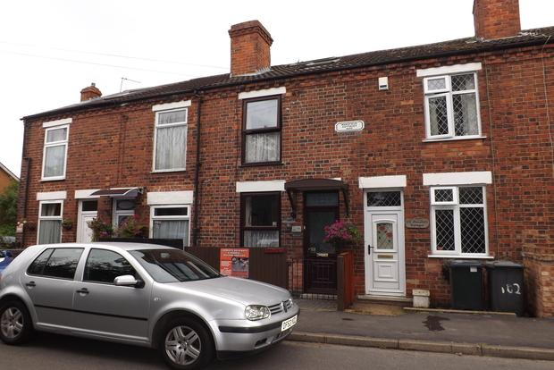 3 Bedrooms Terraced House for sale in Mansfield Lane, Calverton, Nottingham, NG14
