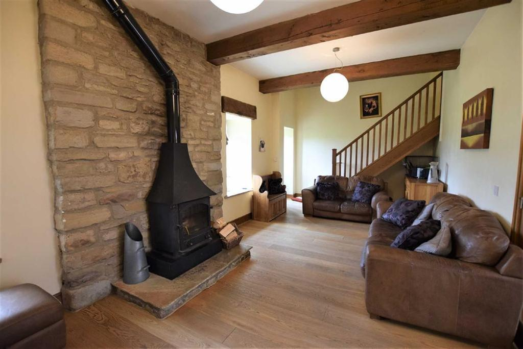 3 Bedrooms Barn Conversion Character Property for sale in Shelfield Lane, Near Trawden, Lancashire