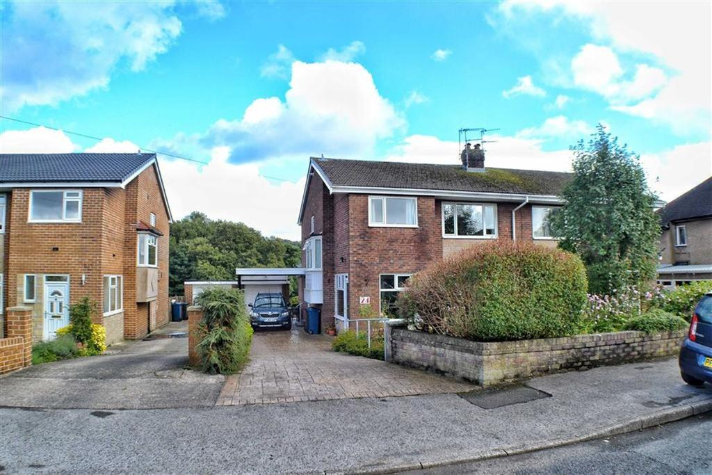 4 Bedrooms Semi Detached House for sale in Branch Road, Mellor Brook