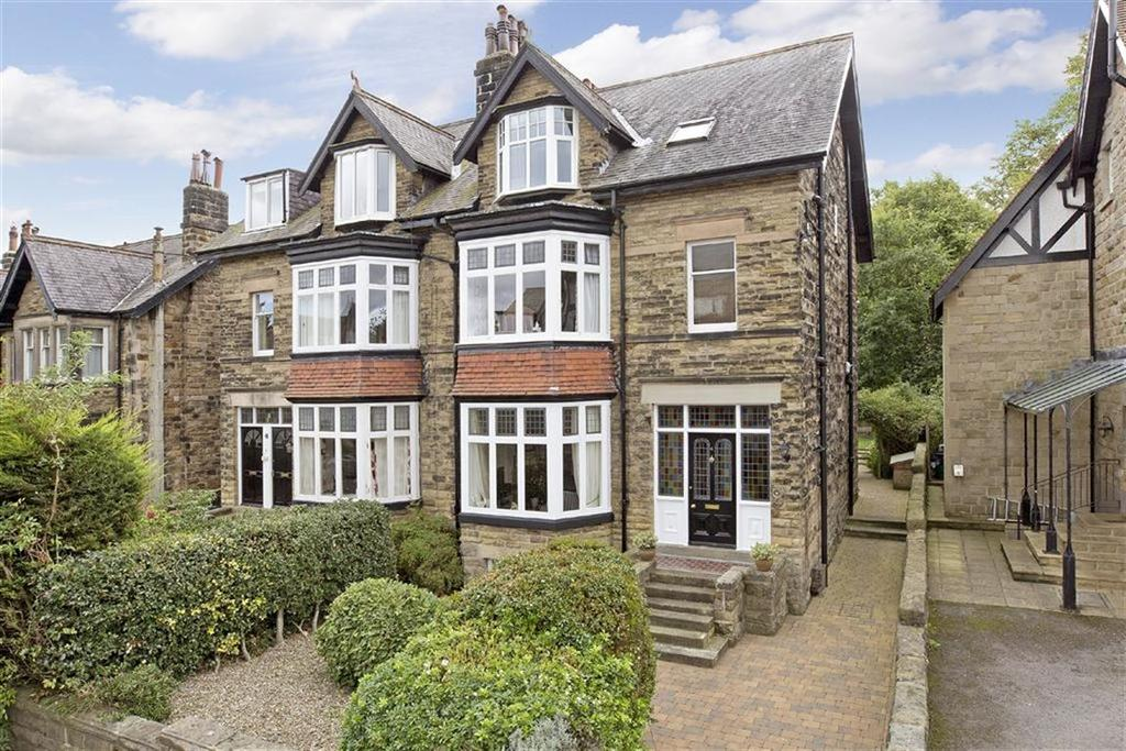 5 Bedrooms Semi Detached House for sale in South Drive, Harrogate, North Yorkshire