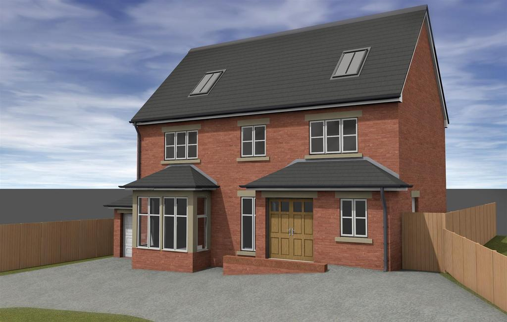 4 Bedrooms Detached House for sale in Wetherby Close, Houghton Le Spring
