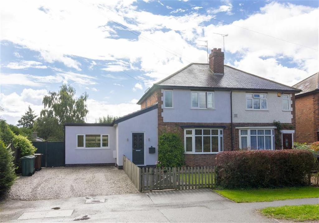 2 Bedrooms Semi Detached House for sale in Cossington Lane, Rothley, LE7