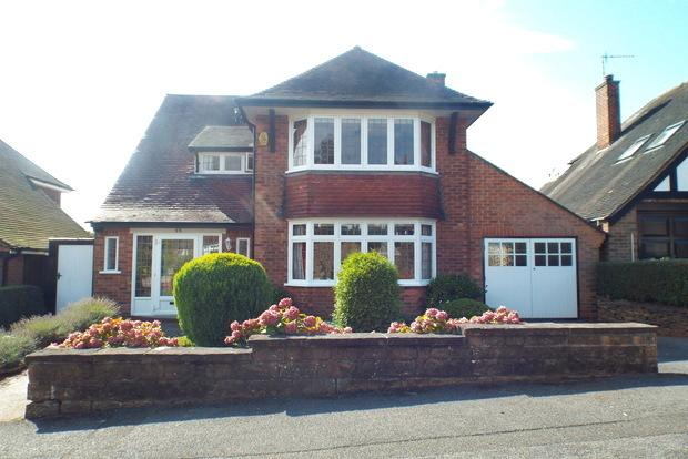 3 Bedrooms Detached House for sale in Parkside, Wollaton, Nottingham, NG8