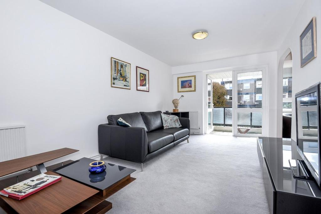 2 Bedrooms Flat for sale in St. John's Avenue, Putney