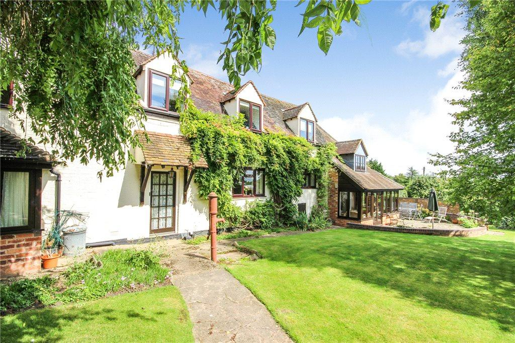 5 Bedrooms Detached House for sale in Malthouse Lane, Church Lench, Evesham, Worcestershire, WR11