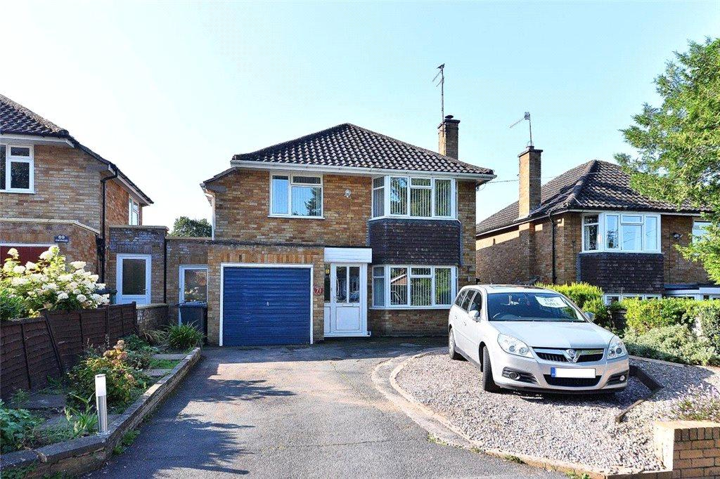 3 Bedrooms Detached House for sale in Broomfield Road, Kidderminster, DY11