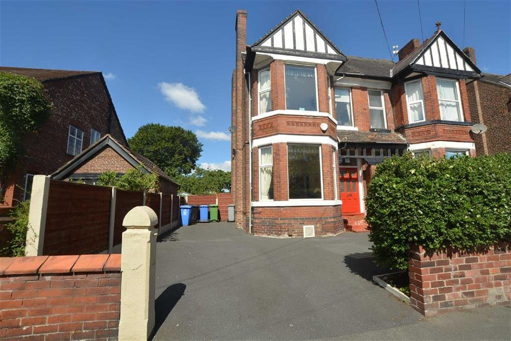 5 Bedrooms Semi Detached House for sale in Norwood Road, STRETFORD
