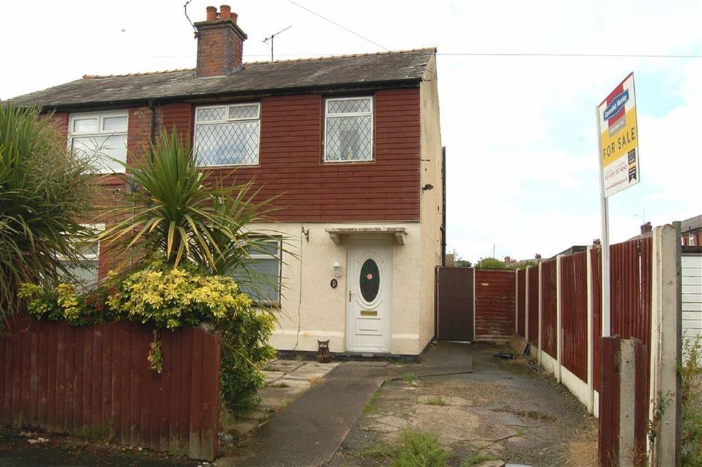 3 Bedrooms Semi Detached House for sale in Fleet Street, Ellesmere Port