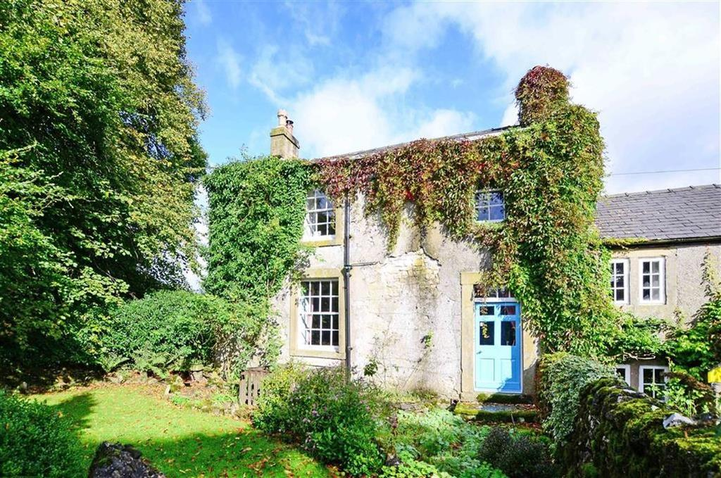 3 Bedrooms End Of Terrace House for sale in 3, The Cottages, King Sterndale, Buxton, Derbyshire, SK17