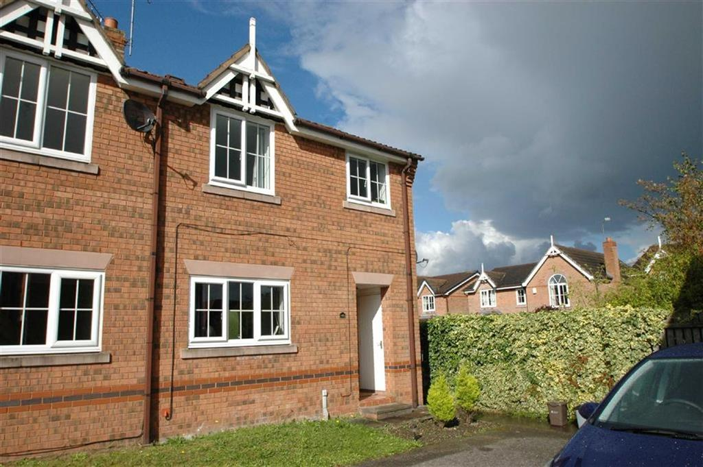 2 Bedrooms Semi Detached House for sale in The Heywoods, Dukes Manor, Chester