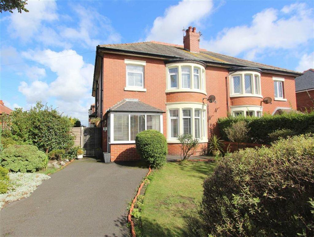 4 Bedrooms Semi Detached House for sale in St Patricks Road South, Lytham St Annes, Lancashire