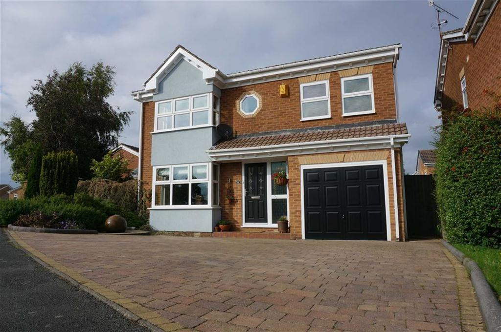 5 Bedrooms Detached House for sale in Holme Park Avenue, Upper Newbold, Chesterfield, Derbyshire, S41