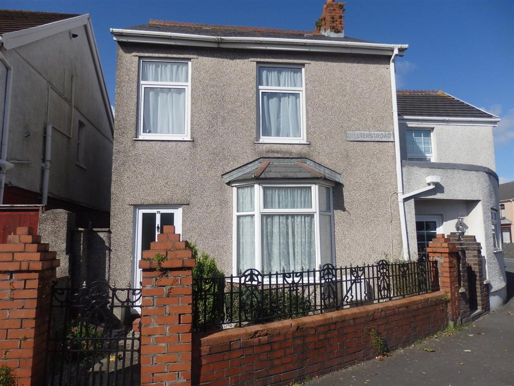 3 Bedrooms Semi Detached House for sale in Walters Road, Llanelli