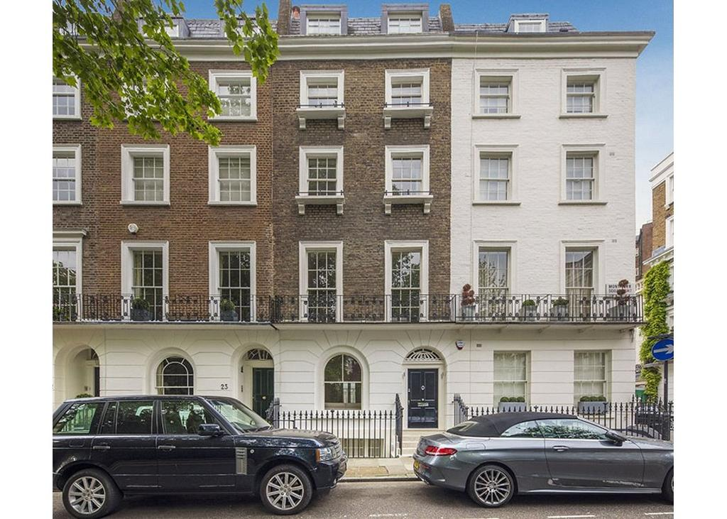 6 Bedrooms House for sale in Montpelier Square, Knightsbridge, London, SW7